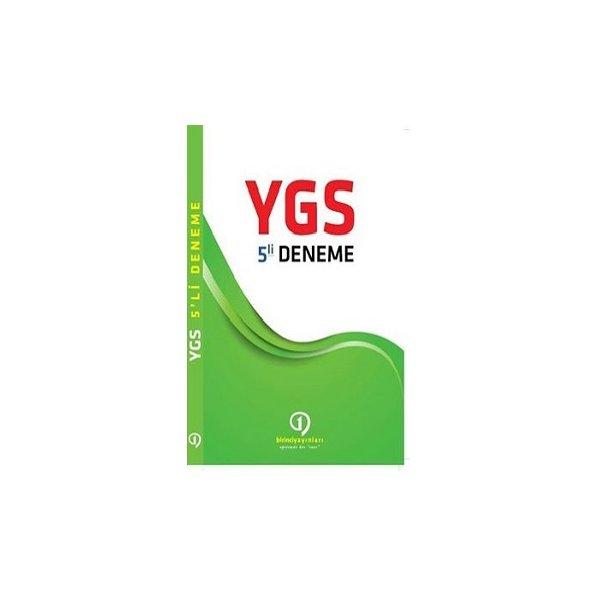 Birinci Yayınları Ygs 5li Deneme Sınavı
