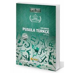 2017 KPSS Pusula Türkçe Soru Bankası Kitapcim.biz