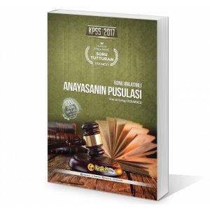 2017 KPSS Anayasanın Pusulası Konu Anlatımlı Kitap Kitapcım.biz Yayınları