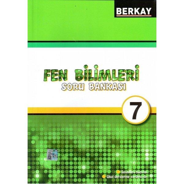 Berkay Yayıncılık 7. Sınıf Fen Billimleri Soru Bankası