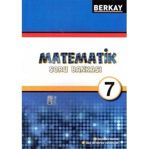 Berkay Yayıncılık 7. Sınıf Matematik Soru Bankası