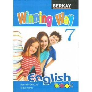 Berkay Yayıncılık 7. Sınıf İngilizce SET