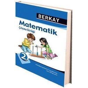 Berkay Yayıncılık 2. Sınıf Matematik Çalışma Günlüğü