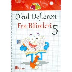 Ata Yayınları 5. Sınıf Fen Bilimleri Okul Defterim