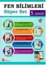 5. Sınıf Fen Bilimleri Süper Set Ata Yayınları