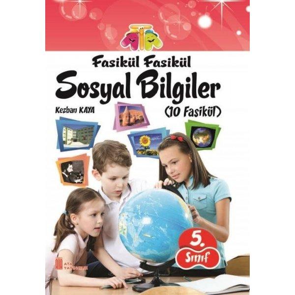 Ata Yayıncılık 5. Sınıf Fasikül Fasikül Sosyal Bilgiler