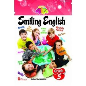 Ata Yayıncılık 5. Sınıf Smiling İngilizce Kitap