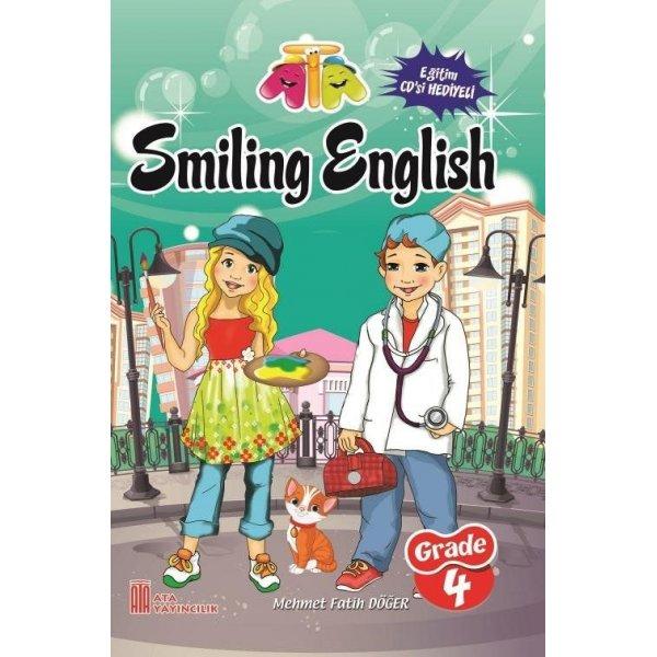Ata Yayıncılık 4. Sınıf Smiling İngilizce