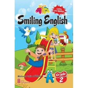 Ata Yayıncılık 2. Sınıf Smiling İngilizce CD'li