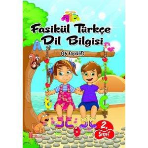 Ata Yayıncılık 2. Sınıf Fasikül Türkçe Dil Bilgisi