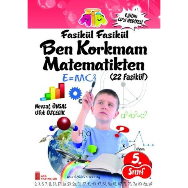 Ata Yayıncılık 5. Sınıf Ben Korkmam Matematik 22 Fasikül