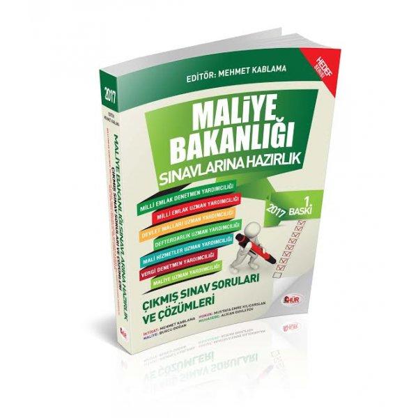 Hür Yayınları Maliye Bakanlığı Sınavlarına Hazırlık Çıkmış Sınav Soruları ve Çözümleri