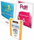 Çözüm Yayınları 5. Sınıf Sosyal Bilgiler PDF Konu ve Soru Seti Yaprak Test Hediyeli
