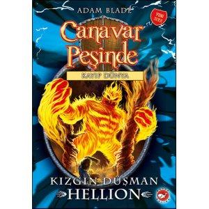 Canavar Peşinde 38 - Kızgın Düşman Hellion - Kayıp Dünya
