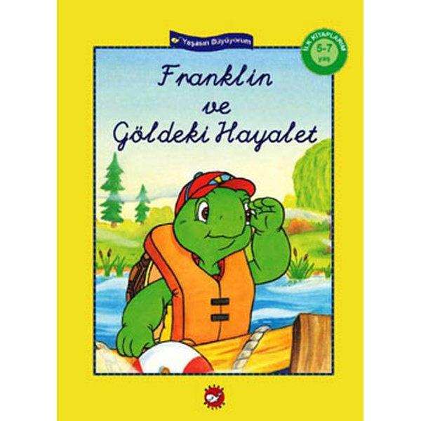 Franklin ve Göldeki Hayalet (El Yazılı)