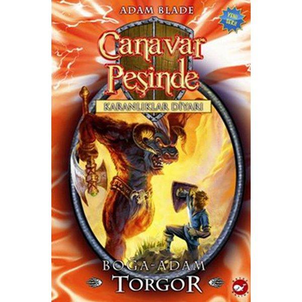 Canavar Peşinde 13 - Boğa Adam Torgor