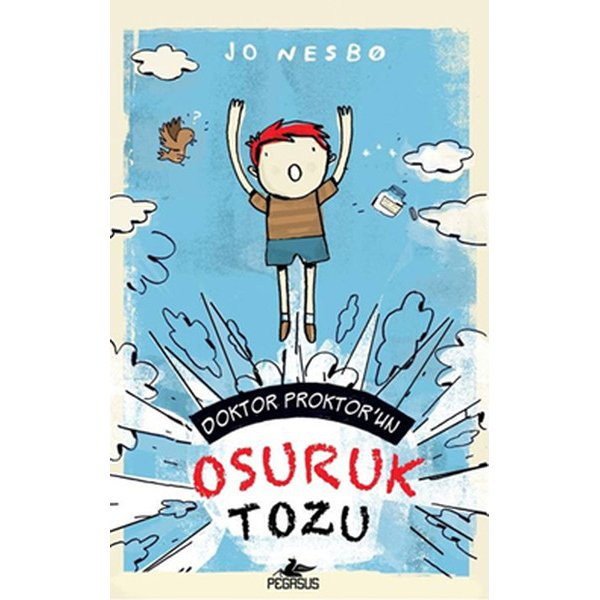 Doktor Proktor'un Osuruk Tozu