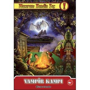 Maceranı Kendin Seç 6 - Vampir Kampı