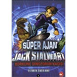 Süper Ajan Jack Stalwart - Korkunç Dinozorun Kaçışı