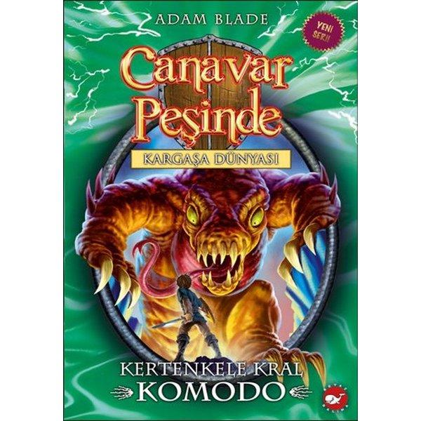 Canavar Peşinde 31 - Kertenkele Kral Komodo