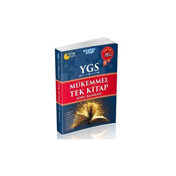 Akıllı Adam YGS Mükemmel Tek Kitap Soru Bankası