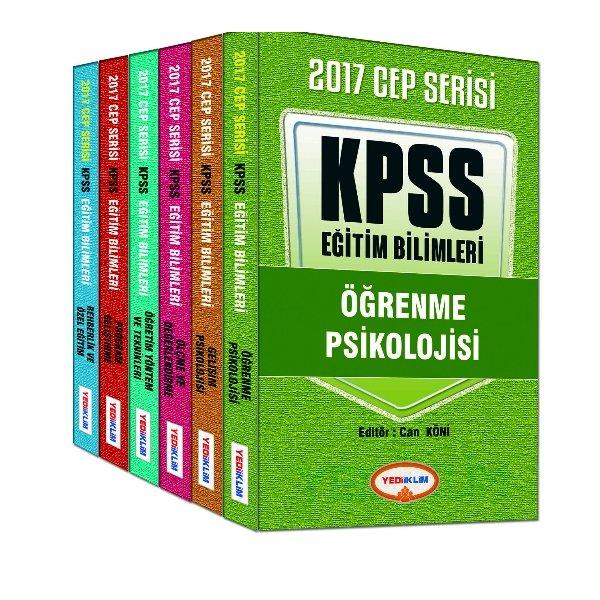 2017 KPSS Eğitim Bilimleri Cep Kitabı Yediiklim Yayınları