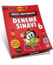 Arı Yayınları 6. Sınıf Matemito Matematik 20 Deneme Sınavı