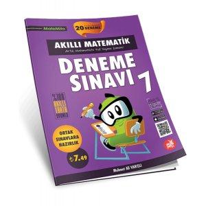 Arı Yayınları 7. Sınıf Matemito Matematik 20 Deneme Sınavı
