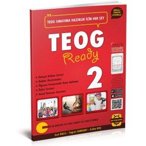 Arı Yayıncılık Bee TEOG Ready 2 TEOG Sınavına Hazırlık İngilizce İçin Herşey