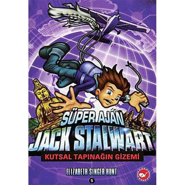 Süper Ajan Jack Stalwart 5 - Kutsal Tapınağın Gizemi