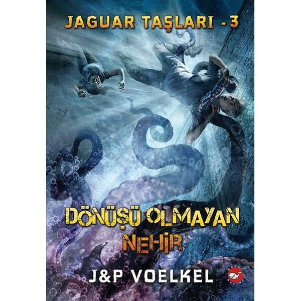Jaguar Taşları 3 - Dönüşü Olmayan Nehir