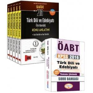 ÖABT Türk Dili ve Edebiyatı Yargı-Yediiklim Konu ve Soru Seti