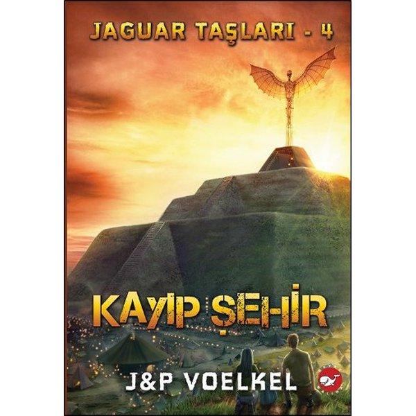 Jaguar Taşları 4 - Kayıp Şehir