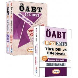 Yediiklim Yayınları 2017 ÖABT Türk Dili ve Edebiyatı Konu ve 2016 Soru Seti