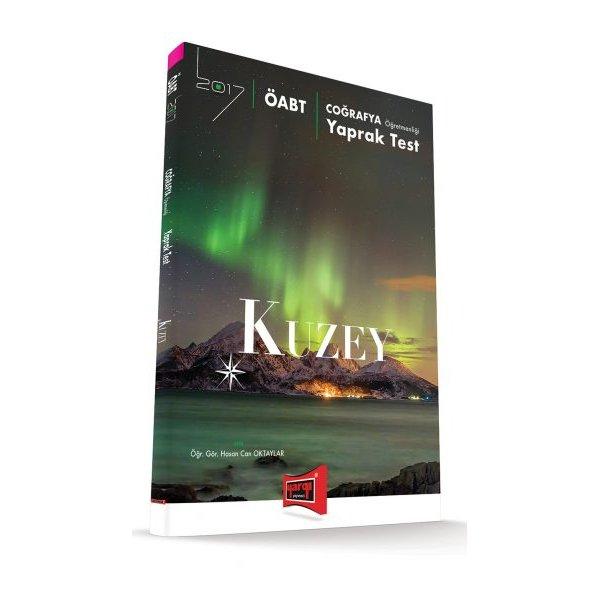 2017 ÖABT Kuzey Coğrafya Öğretmenliği Yaprak Test Yargı Yayınları