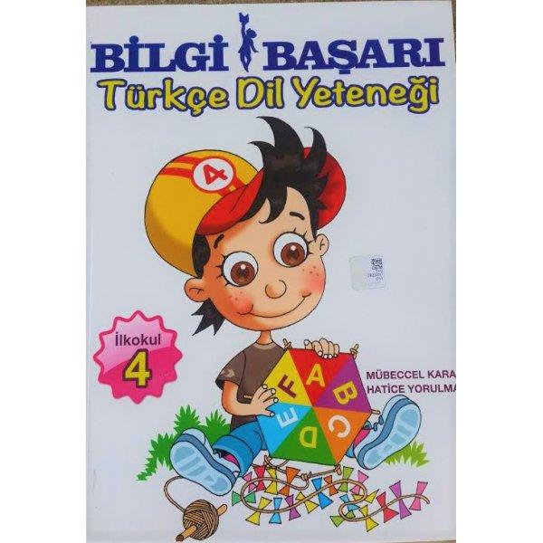 Bilgi Başarı Yayınları 4. Sınıf Türkçe Dil Yeteneği