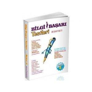 Bilgi Başarı Yayınları 4. Sınıf Testleri Set