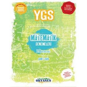 YGS Matematik 20 Deneme Okyanus Yayınları