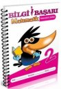 Bilgi Başarı Yayınları 2. Sınıf Matematik Yetenekli Defter