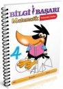Bilgi Başarı Yayınları 4. Sınıf Matematik Yetenekli Defter