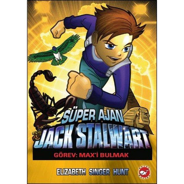 Süper Ajan Jack Stalwart 14 - Görev: Max'i Bulmak