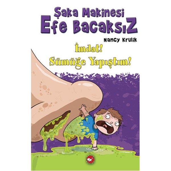 Şaka Makinesi Efe Bacaksız 6. Kitap