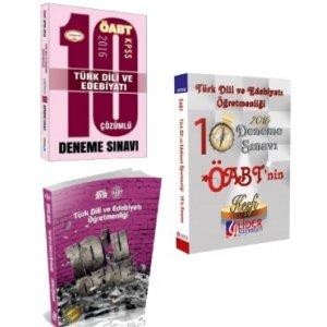 ÖABT Türk Dili Edebiyatı 10 Numara Lider Yediiklim İhtiyaç Deneme Seti
