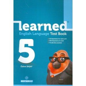 Borealis Yayıncılık 5.Sınıf Learned English Language Test Book