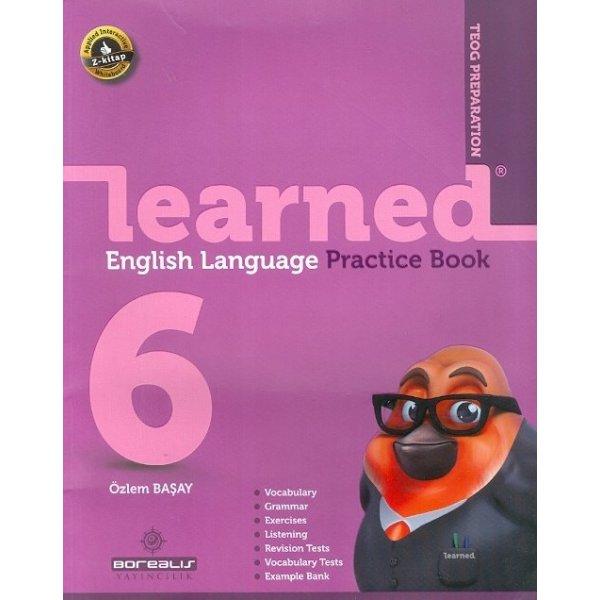 Borealis Yayıncılık 6. Sınıf Learned English Language Pratice Book