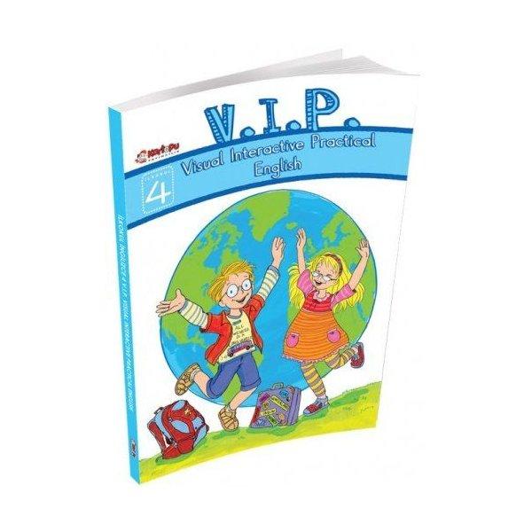 Top Yayınları V.I.P. 4.Sınıf İngilizce