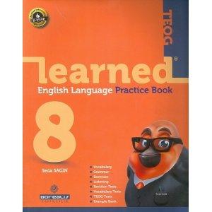 Borealis Yayıncılık 8.Sınıf Learned English Language Pratice Book
