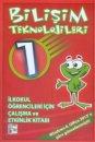 Ceren Yayınları Bilişim Teknolojileri 1. Sınıf Çalışma ve Etkinlik Kitabı