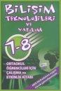 Ceren Yayınları Bilişim Teknolojileri 7-8. Sınıf Çalışma ve Etkinlik Kitabı