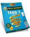 Arı Yayınları TEOG 2 Nisan Matemito Akıllı Matematik 20 Deneme Sınavı
